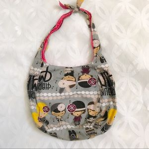 Harajuku Mini for Target Flapper Hobo Knot Bag